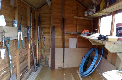 Shed Wide View