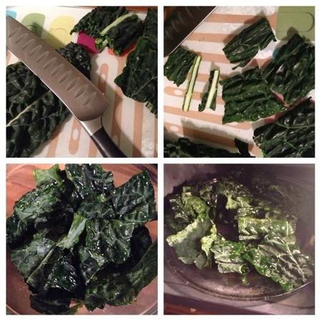 Cavolo Nero Kale Crisp Recipe